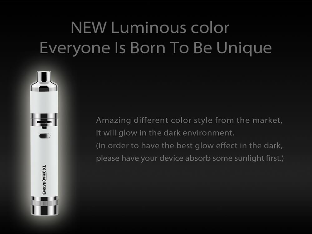 Yocan Evolve Plus XL Wax Vaporizer the newest vaporizer pen