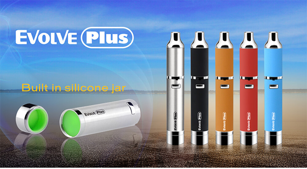Yocan Evolve Plus Wax Vaporizer Pen