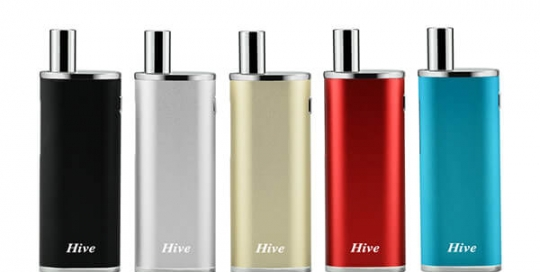 Yocan Hive Vaporizer Wax Pen & CBD oil Box Mod