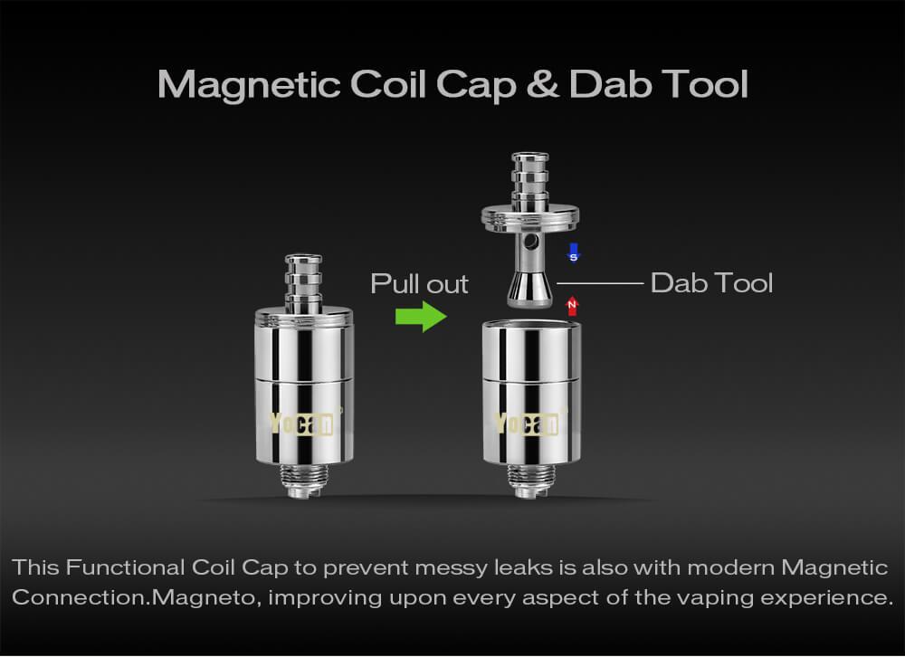 yocan Magneto wax vaporizer