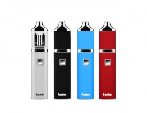Yocan Pandon Vaporizer The Best Portable QUAD Wax Pen