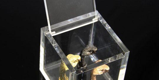 Acrylic Display shelf for E Cigarette accessies