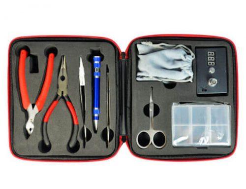 Coil Master V1 Jig Diy Tool Kit For Rebuilding RDA RBA Tank