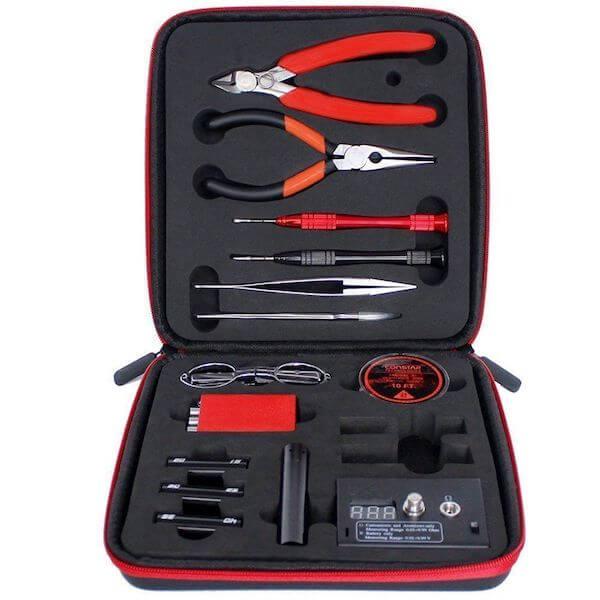Coil Master DIY KIT V2 Full Kit DIY Vape Coil Kit