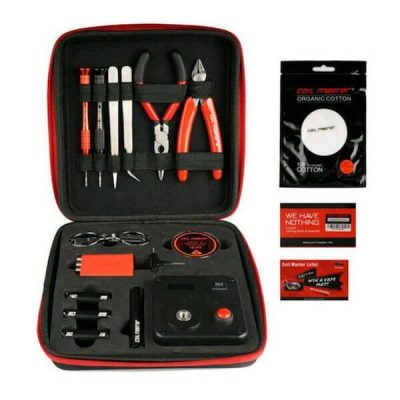 Coil Master DIY Full Kit V3 Multi-Functional Building Set