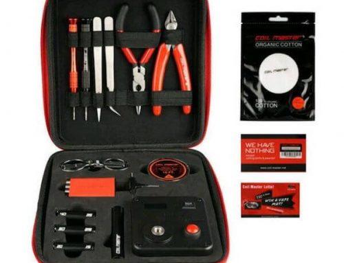Coil Master DIY Full Kit V3 Multi-Functional Building Set