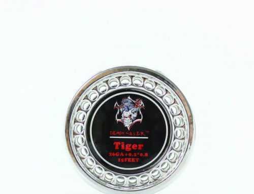 Demom Killer Tiger Heating Wire and Organic Cotton
