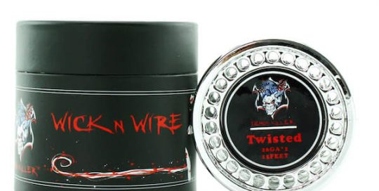 Demon Killer Twisted wire 24/26/28/30/32GA*2 5m/Roll Heating Wire 15 Feet
