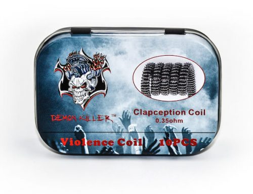 Demon Killer Prebuilt Violence Coil Clapception Coils 10pcs Pack