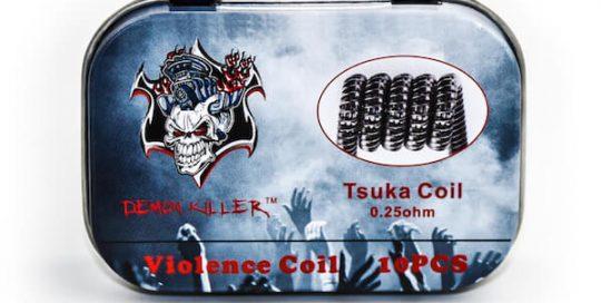 Demon killer Violence Coil Tsuka Coil 001