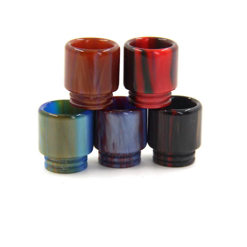 Drip tips Epoxy resin TFV8,TFV12-4 e cig atomizer Drip tips