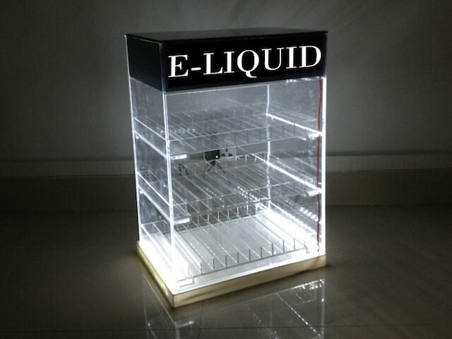 ODM E Liquid display shelf