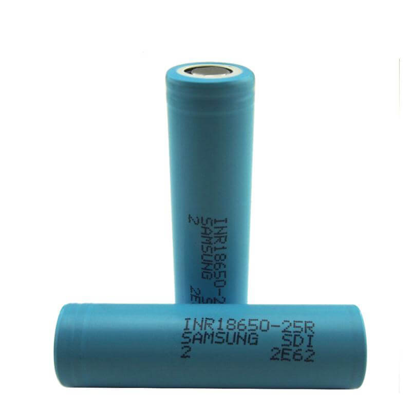 Genuine Samsung INR18650 25R Lithium Battery