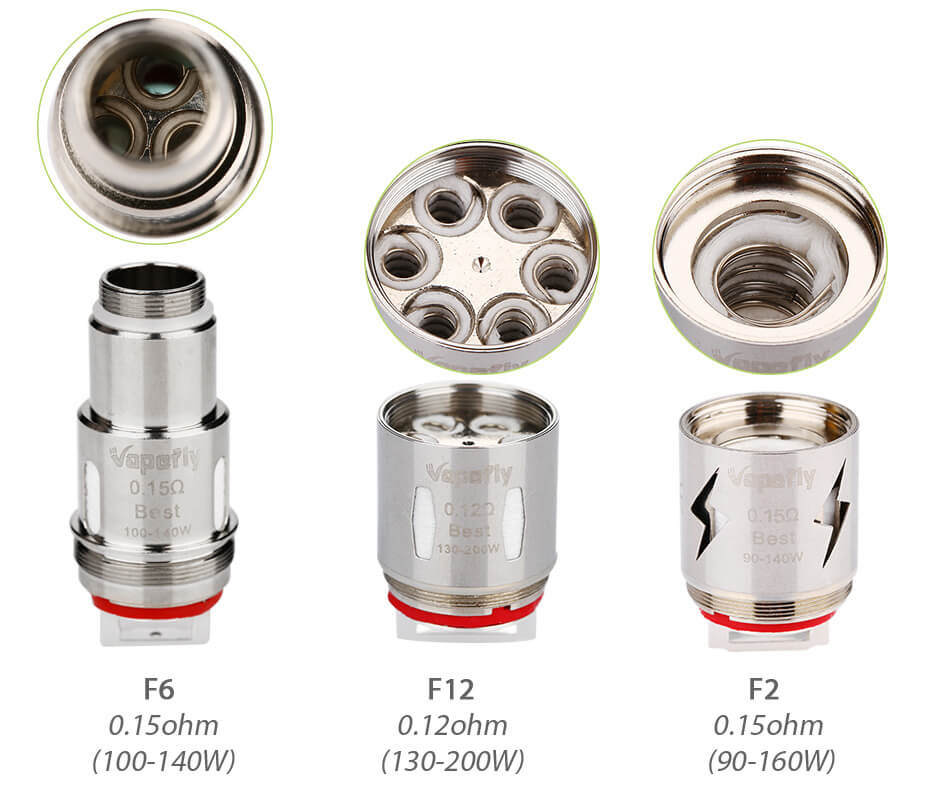 Vapefly Fantasy tank replacement coil