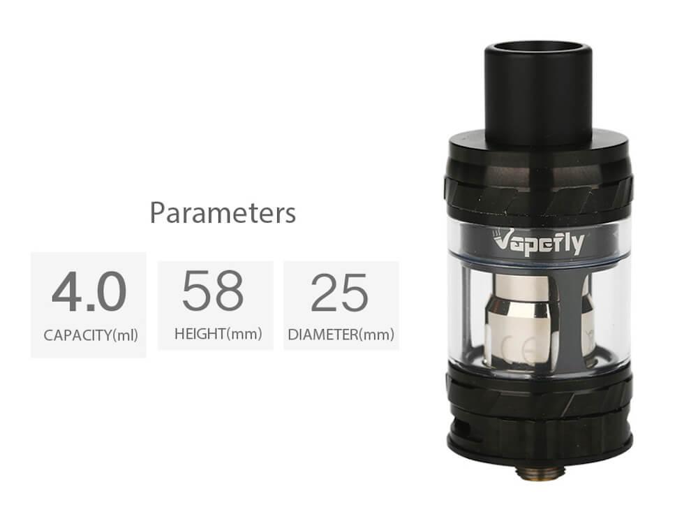 Vapefly Fantasy mini tank