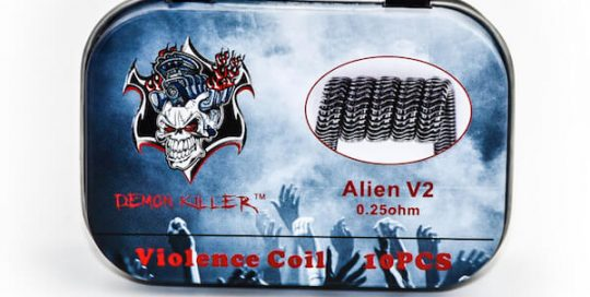 demon killer Violence Coil alien v2