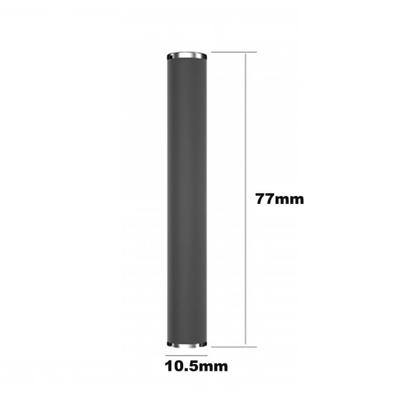 TMECIG TM-B6 CBD AUTO Draw batteries 350mah size 10.5-77mm