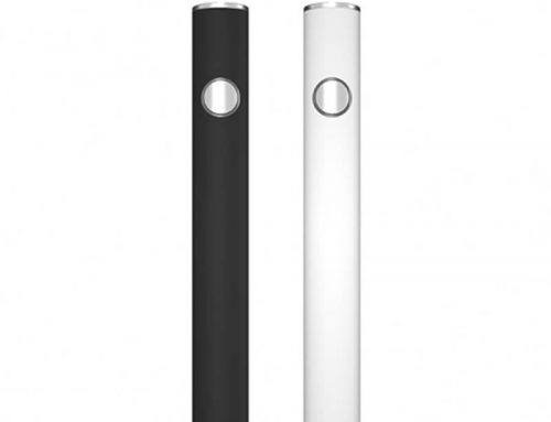 TM-B7 Push Button Variable Voltage 350mah Battery 10.5*80mm
