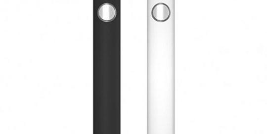 TMECIG TM-B7 CCELL CBD batteries 350mah Black and White