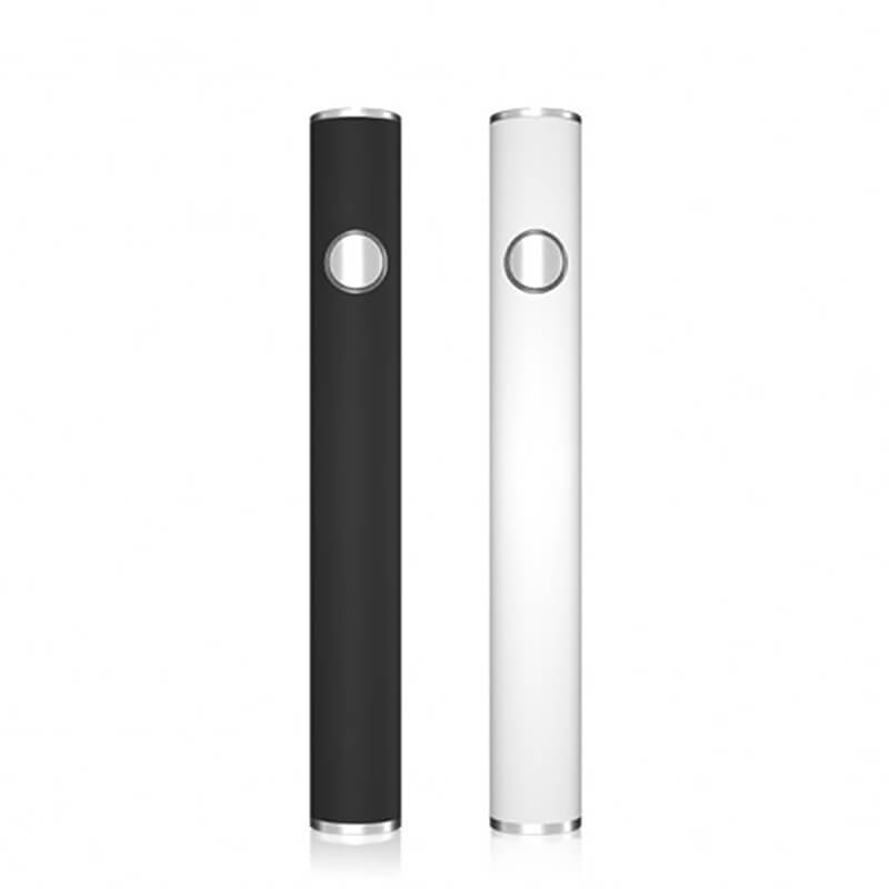 TMECIG TM-B7 CCELL CBD batteries 350mah Black and White