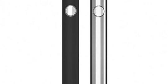 TMECIG TM-B9 CBD batteries 320mah custom battery 10.5mm-92mm Black and Sliver