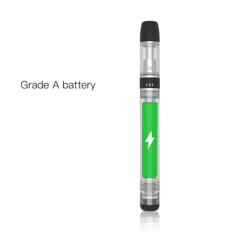 TMECIG TM-D28 Airflow Adjustable CBD-THC Bottom USB Charging Disposable vape pen with Lockable Mouthpiece with Grade A battery cells